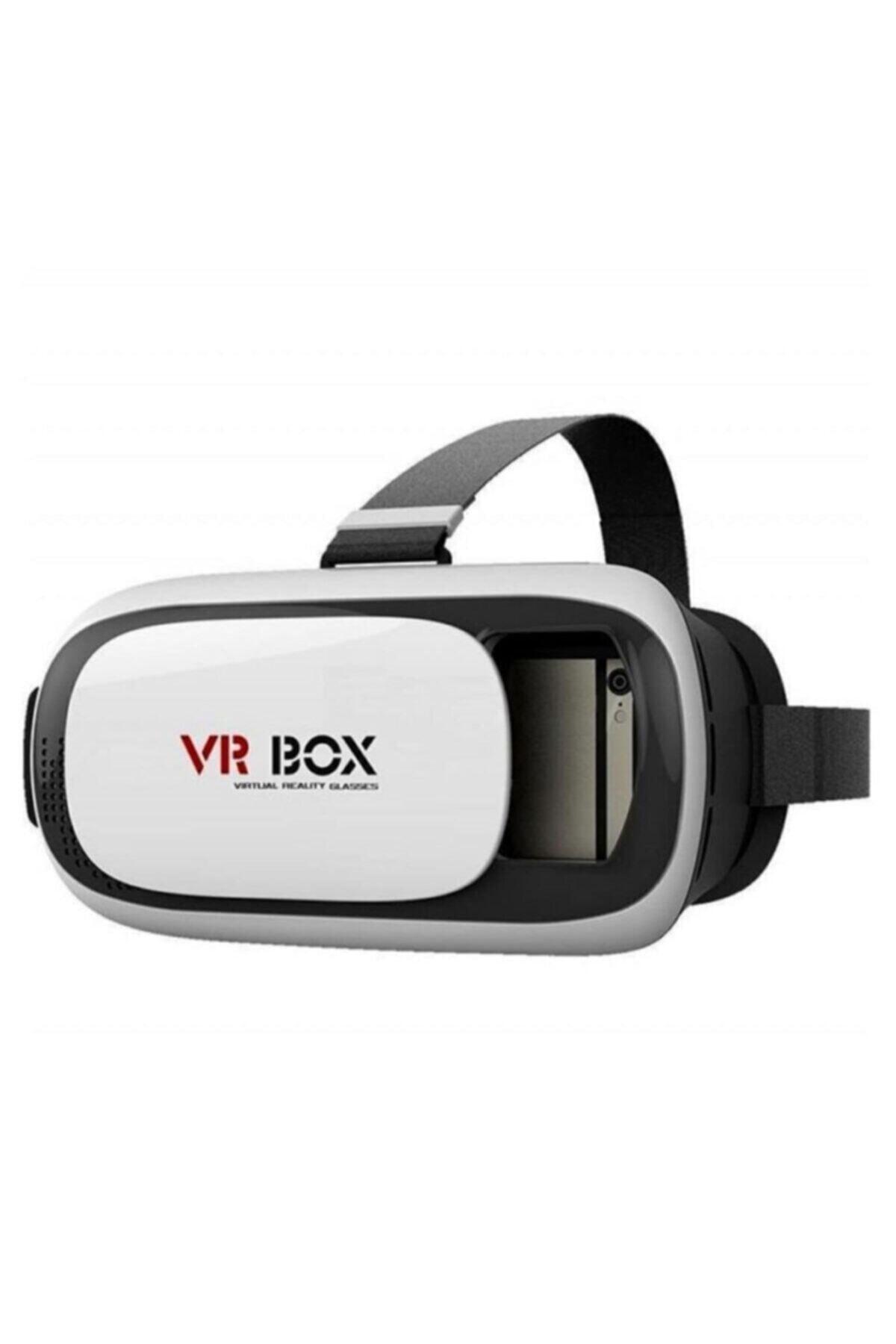VR BOX Sanal Gerçeklik Gözlüğü 3.0 3d 2