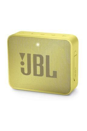 JBL Go 2 Sarı Bluetooth Taşınabilir Hoparlör