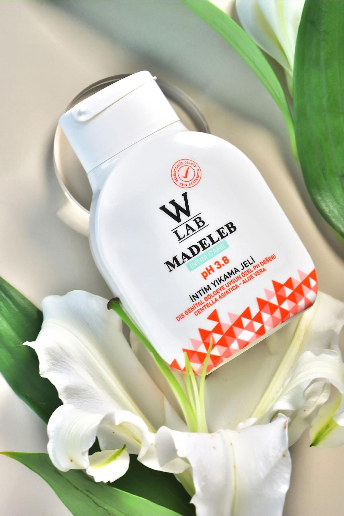 W-Lab Kozmetik W-lab Madeleb Intim Jel 1