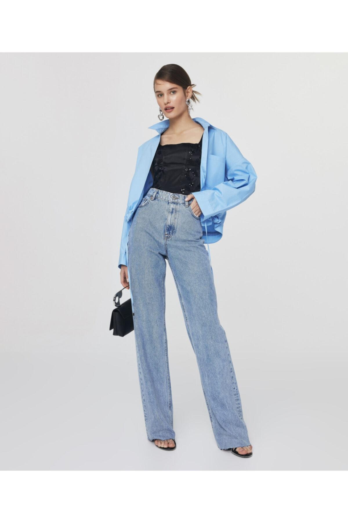 Twist The 90s Full Length Jean Pantolon 1