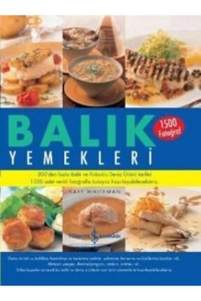İş Bankası Kültür Yayınları Balık Yemekleri