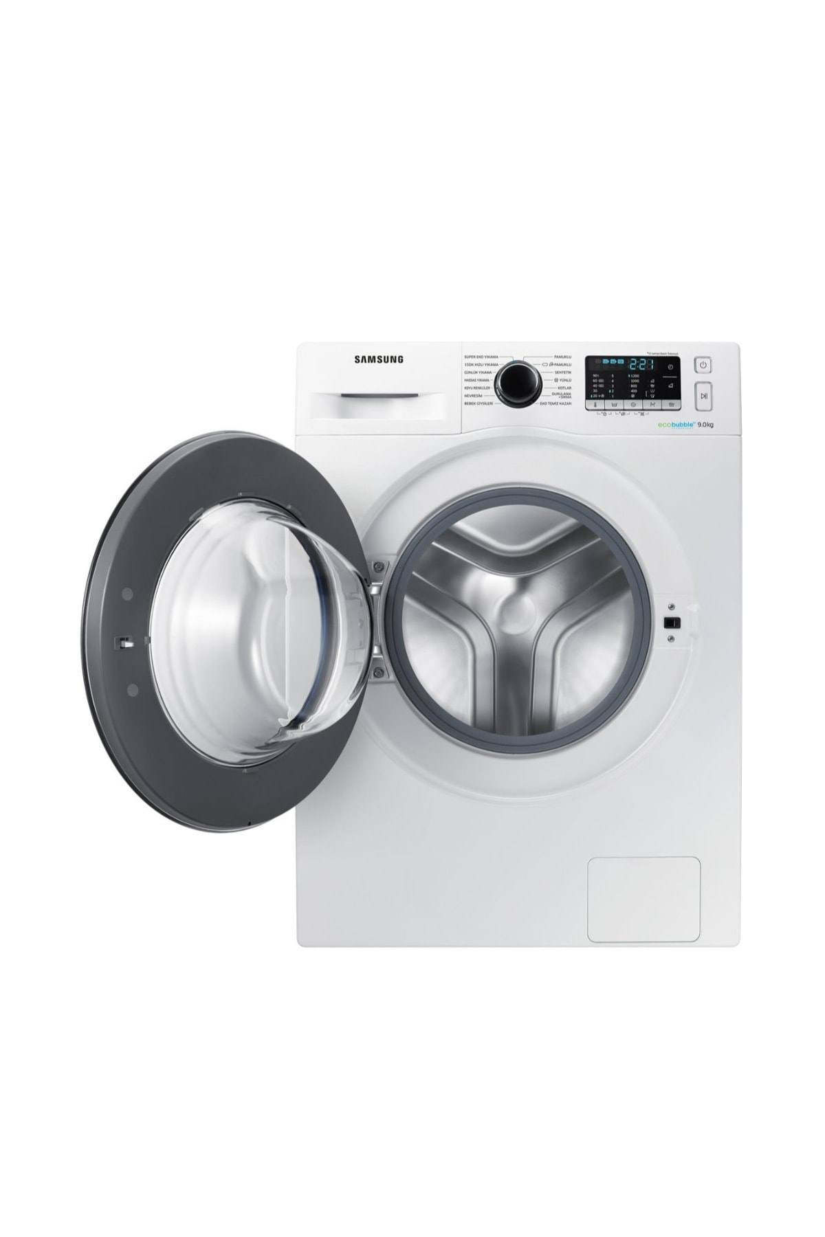 Samsung WW90J5355FW/AH A+++ 1200 Devir 9 Kg Çamaşır Makinesi 2