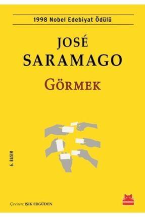 Kırmızı Kedi Yayınevi Görmek; 1998 Nobel Edebiyat Ödülü
