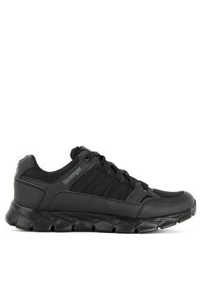Slazenger Keyless Sneaker Erkek Ayakkabı Siyah / Siyah Sa11re048