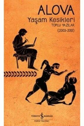 İş Bankası Kültür Yayınları Yaşam Kesikleri Toplu Yazılar (2003-2013)