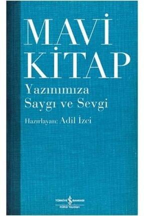 İş Bankası Kültür Yayınları Mavi Kitap
