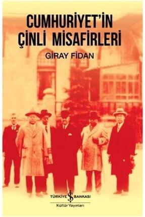 İş Bankası Kültür Yayınları Cumhuriyet'in Çinli Misafirleri