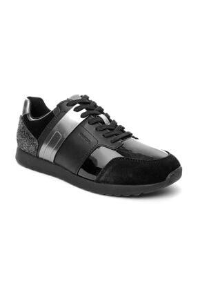 Geox Kadın Siyah Sneaker