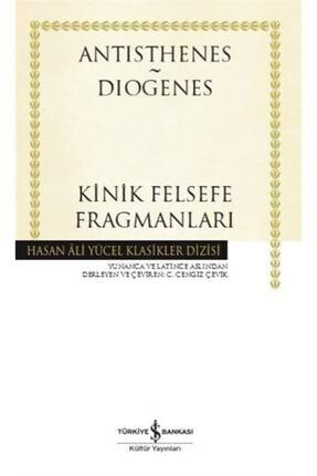 İş Bankası Kültür Yayınları Kinik Felsefe Fragmanları