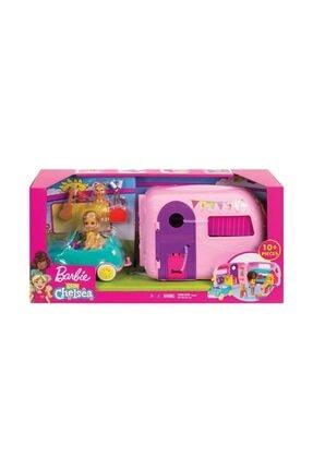 mattel Barbie Chelsea'nin Karavanı Fxg90