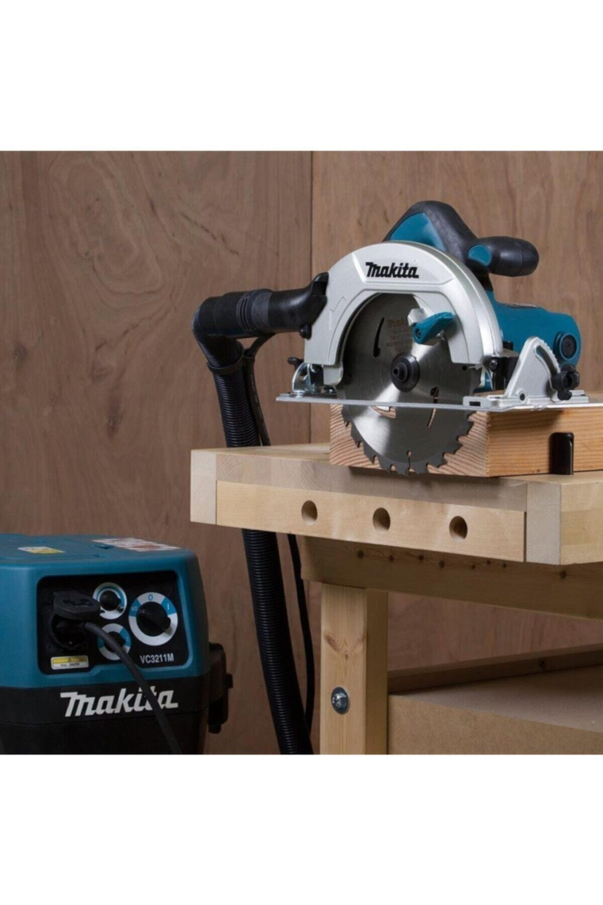 Makita Hs7601 Daire Testere 1200w 190mm 1