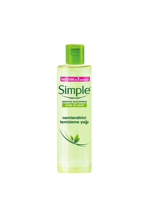 Simple Makyaj Temizleme Yağı 125ml