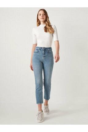 LC Waikiki Kadın Mavi Jeans