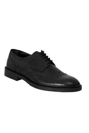 ALTINYILDIZ CLASSICS Erkek Siyah Klasik Deri Ayakkabı