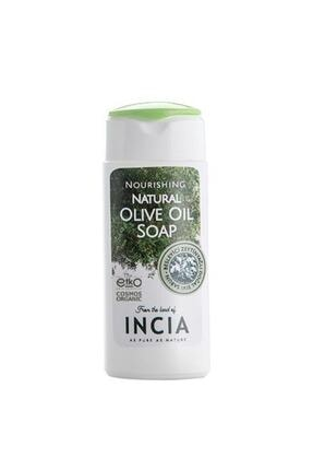Incia Natural Zeytinyağlı Sıvı Sabun 50ml