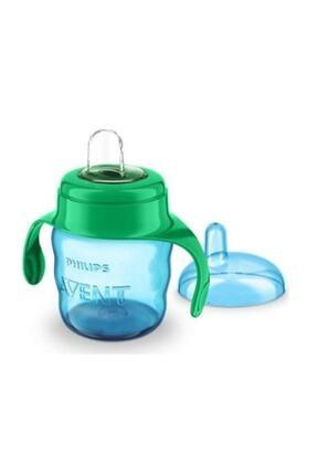 Philips Avent Erkek Çocuk Avent Eğitici Damlatmaz Bardak 200 ml - 6 Ay Ve Üzeri Bebekler İçin
