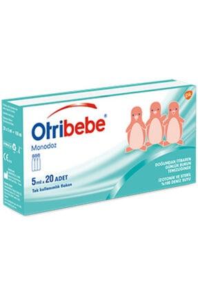 Otribebe Monodoz 5 Ml 20 Doz - Tek Kullanımlık Flakon Izotonik Deniz Suyu