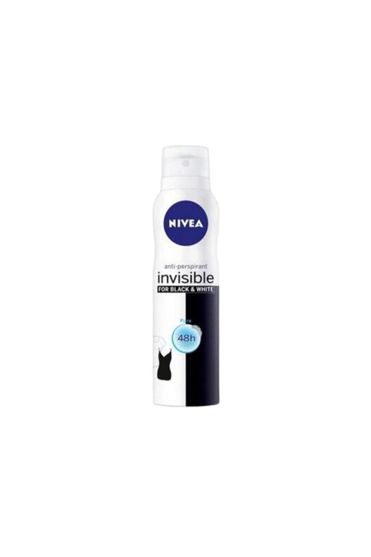Nivea Invis. Pure 150 ml Kadın Deodorant 1