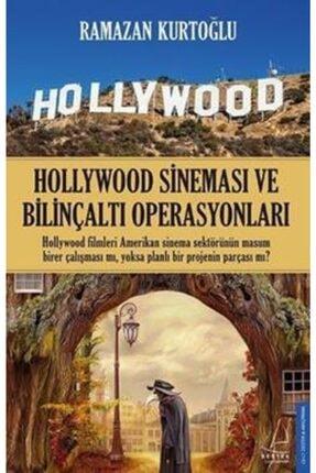 Destek Yayınları Hollywood Sineması Ve Bilinçaltı Operasyonları