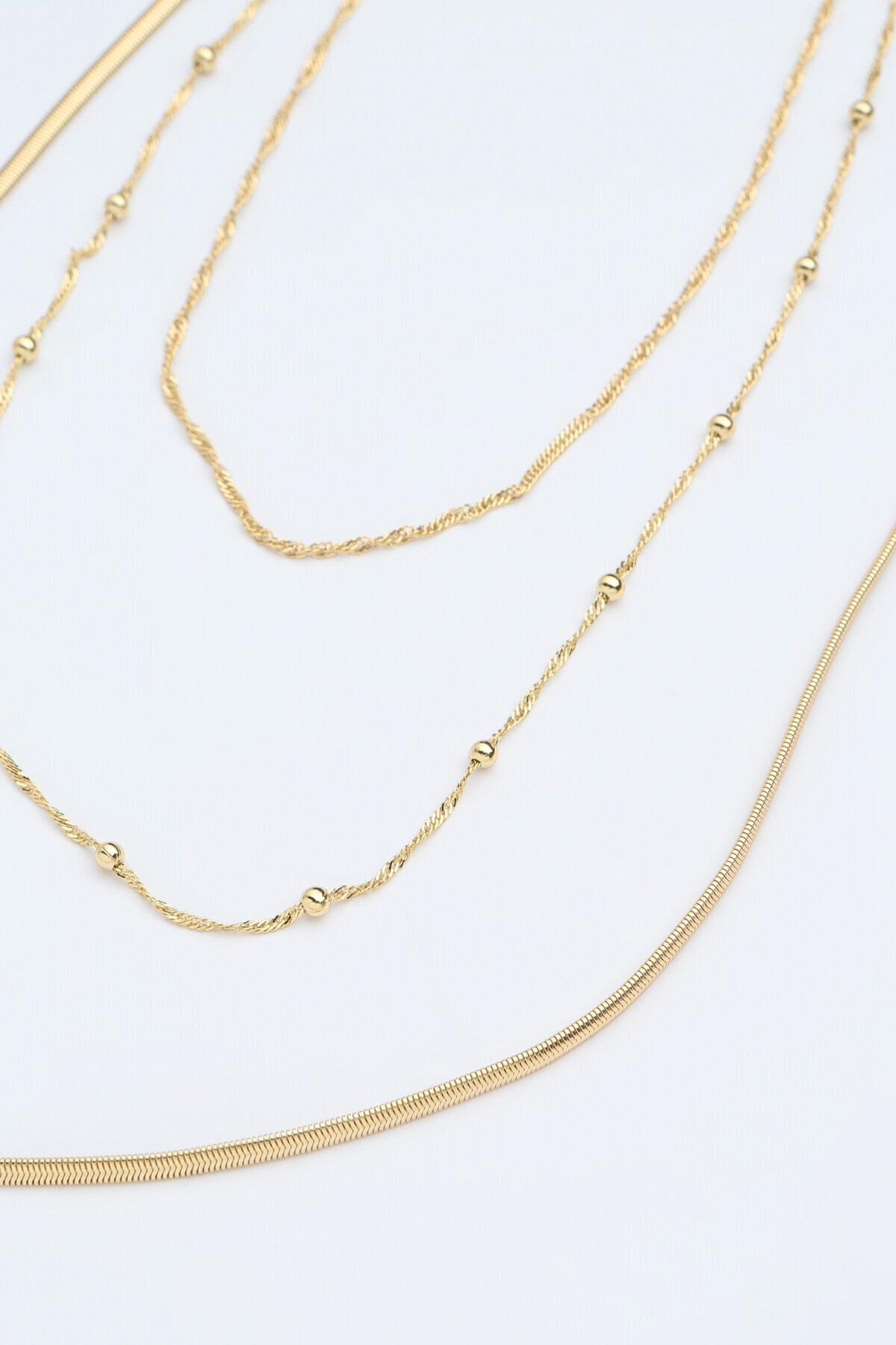 Penti Gold Jasmıne Kolye 2