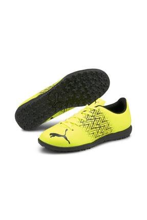 Puma TACTO TT JR Sarı Erkek Çocuk Halı Saha Ayakkabısı 101085392