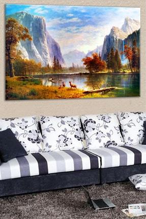 Talya Tablo Etkileyici Manzara Salon Koridor Oturma Odası Yatak Odası Ofis Için Ideal