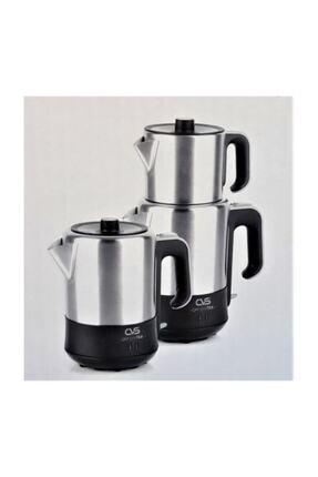 DİNÇ Cvs Dn 91122 Elektrikli Çay Makinesi Çaycı Semaver