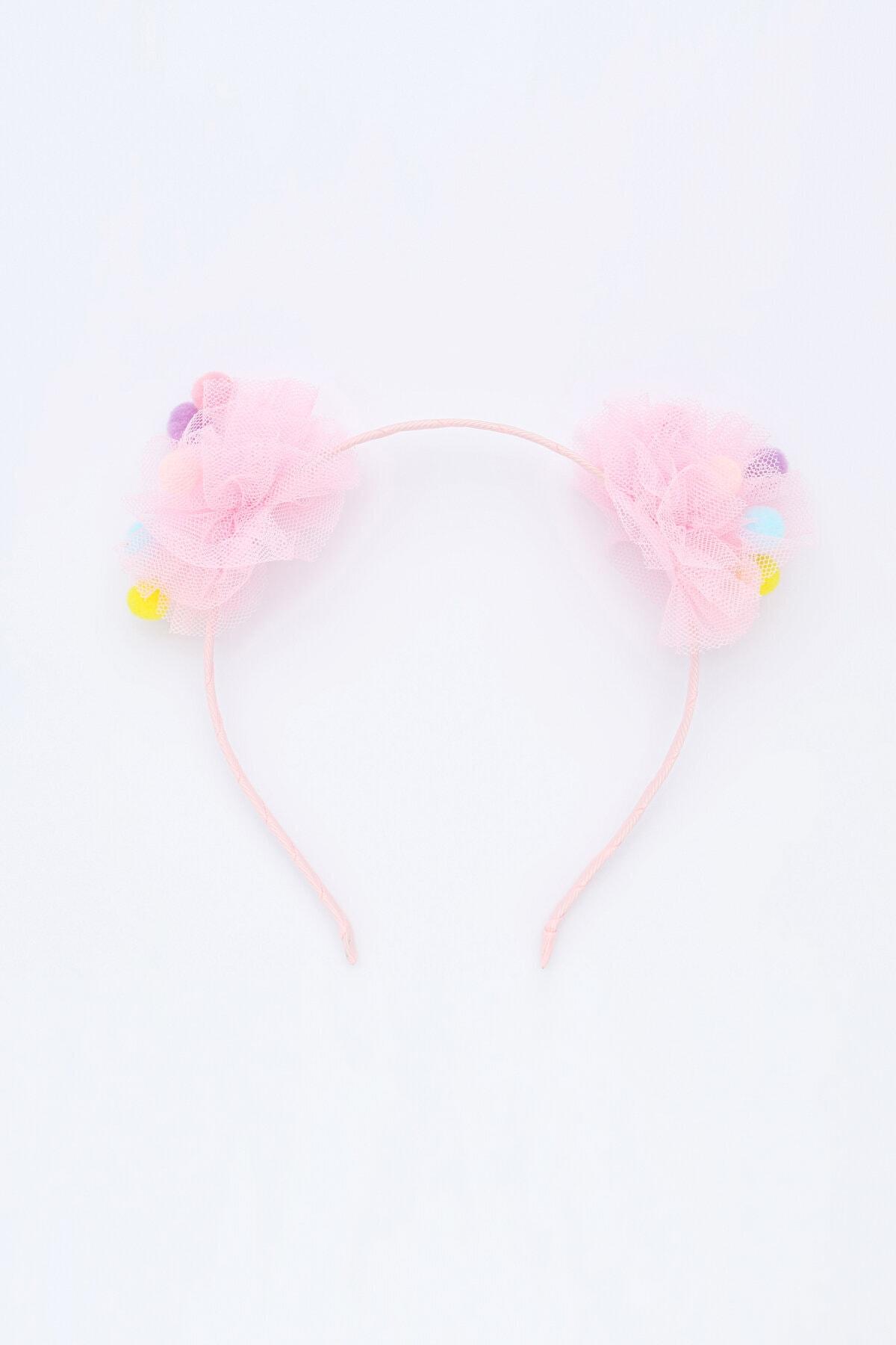 Penti Kız Çocuk Çok Renkli Rose Taç