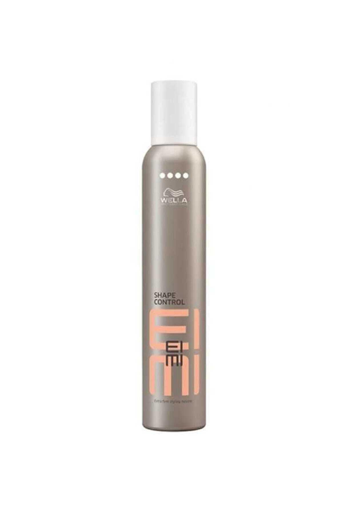 Wella Eimi Shape Control Güçlü Tutuşlu Şekillendirme Köpüğü 500 ml 1