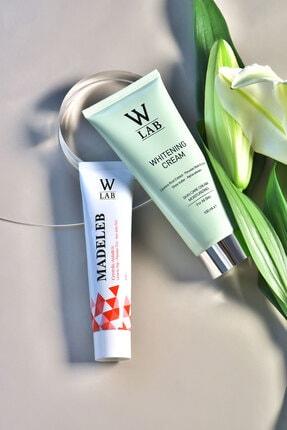 W-Lab Kozmetik W-Lab Beyazlatıcı Krem 100 Ml ve W-Lab Madeleb Krem 40 Ml