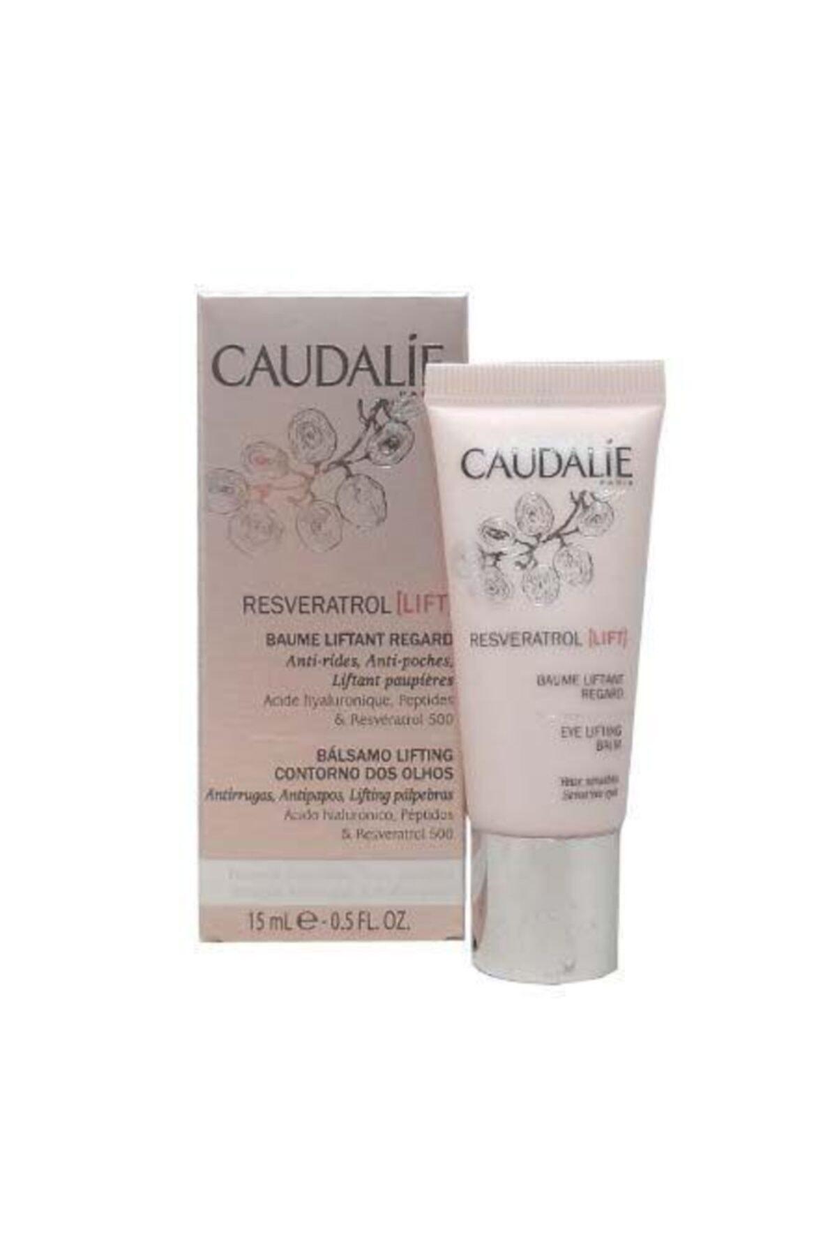 Caudalie Resveratrol Lift Sıkılaştırıcı Etkili Göz Bakım Balmı 15 ml 1