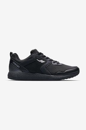 Lescon Erkek Siyah Flex Bright Spor Ayakkabı
