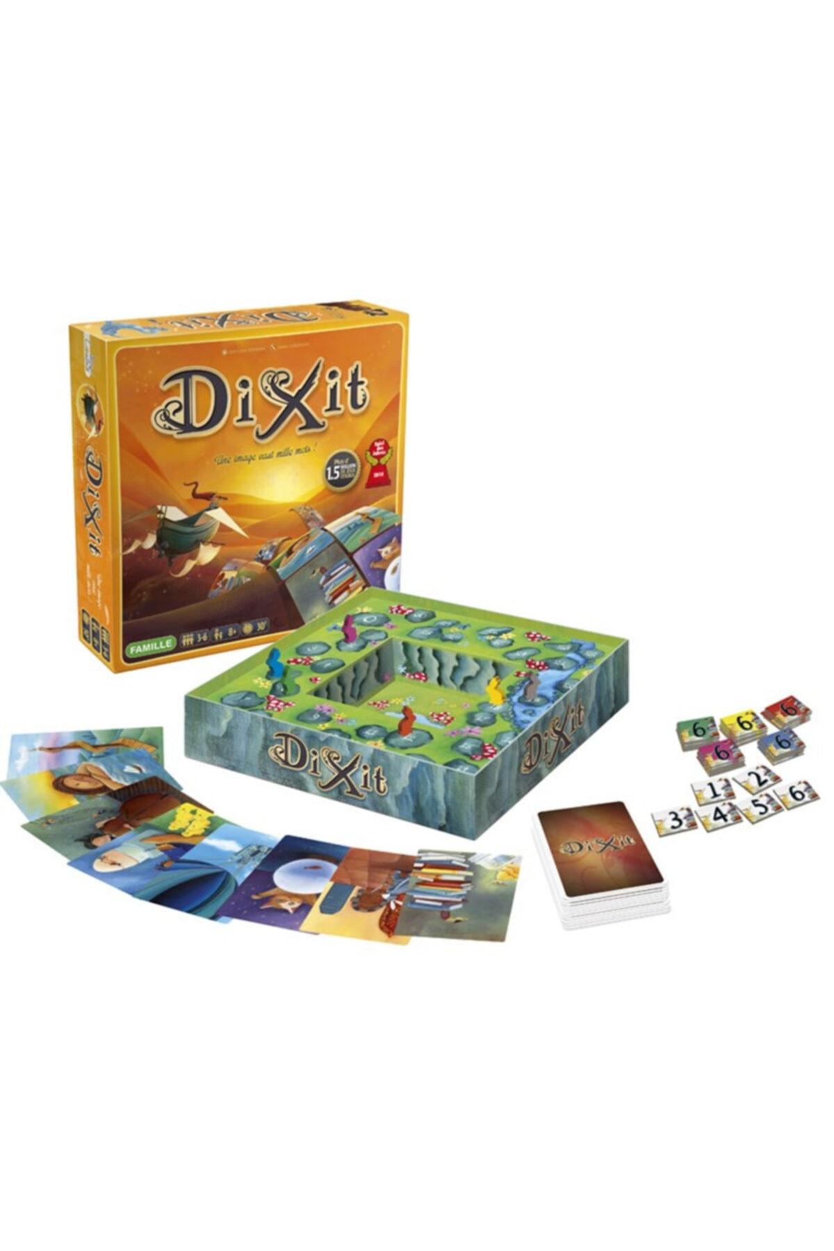 Board Dixit Oyunu 1