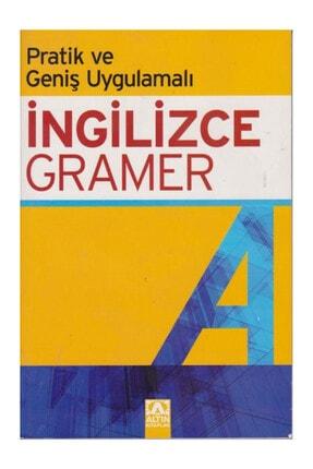 Altın Kitaplar - Çocuk Kitapları Pratik ve Geniş Uygulamalı İngilizce Gramer Esat Ören