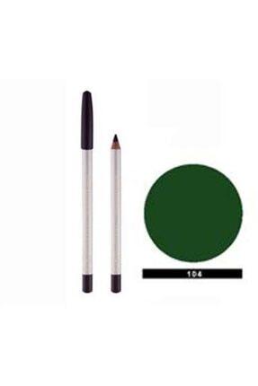 Flormar Suya Dayanıklı Göz Kalemi - Waterproof Eyeliner-104
