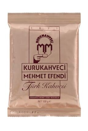 Kuru Kahveci Mehmet Efendi Kurukahveci Mehmet Efendi Türk Kahvesi 100 G