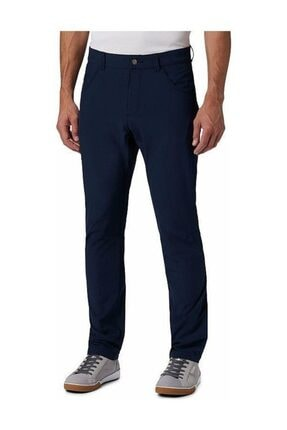 Columbia Erkek Lacivert Outdoor Elements Stretch Pantolon