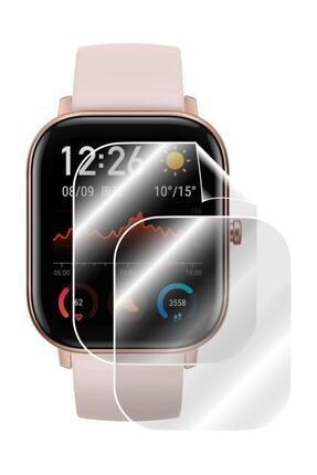 Ecr Ecr Amazfit Gts 2 Mat Gerçek Kırılmayan Nano Ekran Koruyucu 2 Adet