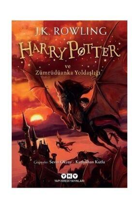 Yapı Kredi Yayınları Harry Potter ve Zümrüdüanka Yoldaşlığı 5. Kitap J. K. Rowling