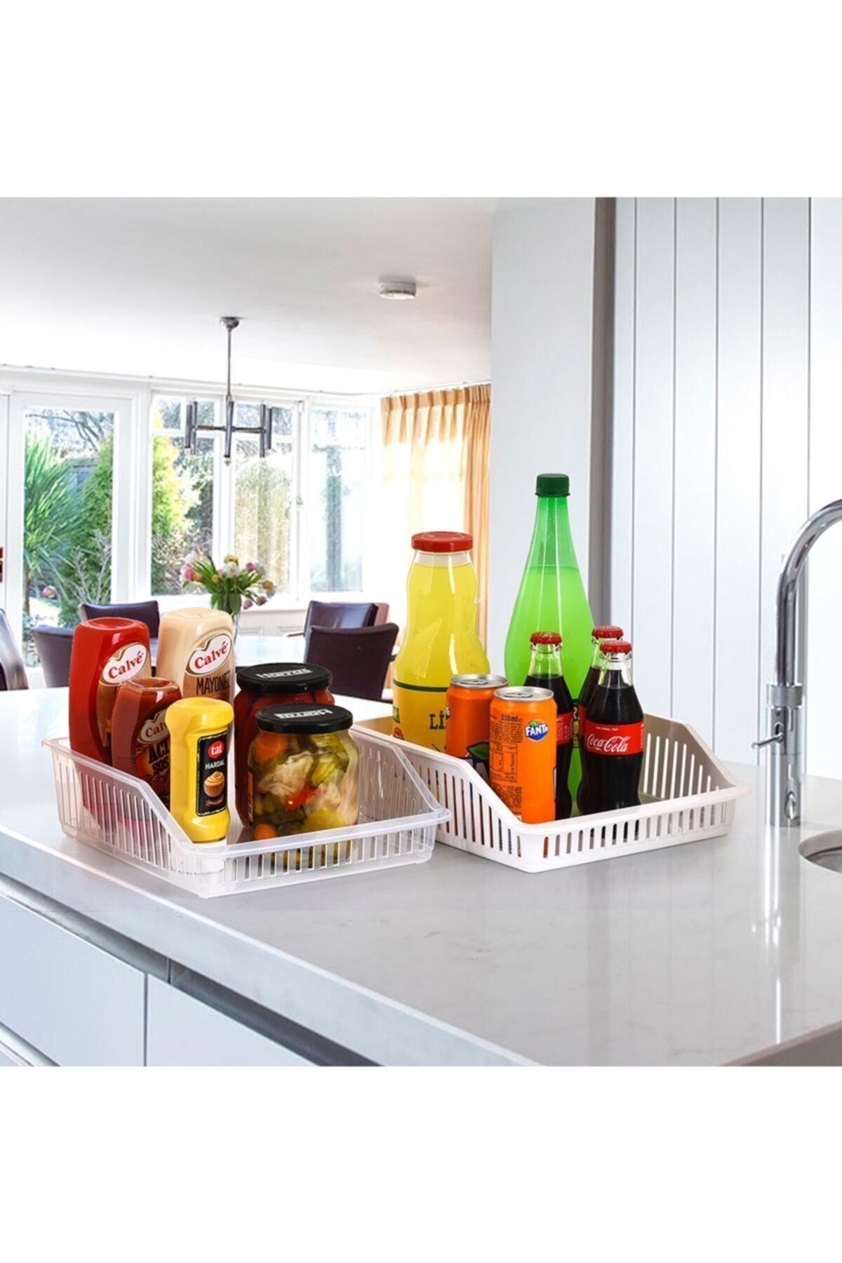 PlastArt Buzdolabı-dolap Içi Düzenleyici-organizer 1