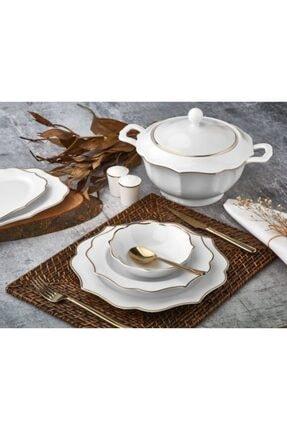 Aryıldız Porselen 60 Prç Yemek Takımı 40019