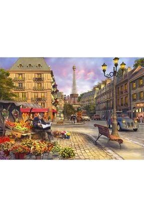 Anatolian Puzzle Puzzle 1500 Parça Paris Sokakları /