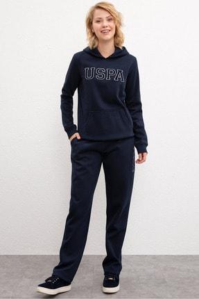 U.S. Polo Assn. Lacivert Kadın Örme Pantolon