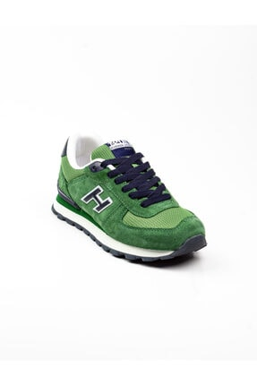 Hammer Jack Unisex Yeşil Peru Sneaker 19250