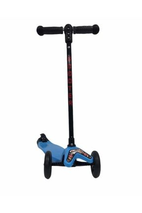 Scooter & Mavi 3 Tekerli Yükseklik Ayarlı Mavi-sct-1002