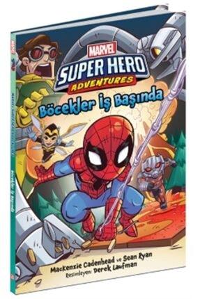 Beta Kids Böcekler İş Başında Marvel Super Hero Adventures Mackenzie Cadenhead