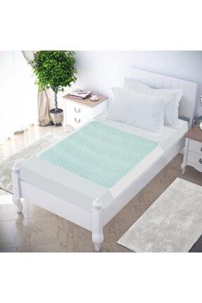 ABEND 5 Katlı Sıvı Geçirmez Yıkanabilir Yatak Koruyucu Ped (kanatlı) 85x90 Cm