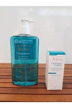 Avene Cleanance Gel 400ml+ Comedomed 30 Ml