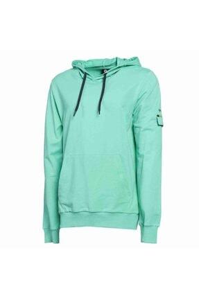 HUMMEL HMLZADOR Yeşil Erkek Sweatshirt 101085913