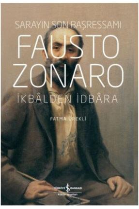 İş Bankası Kültür Yayınları Fausto Zonaro Sarayın Son Başressamı Ikbalden Idbara